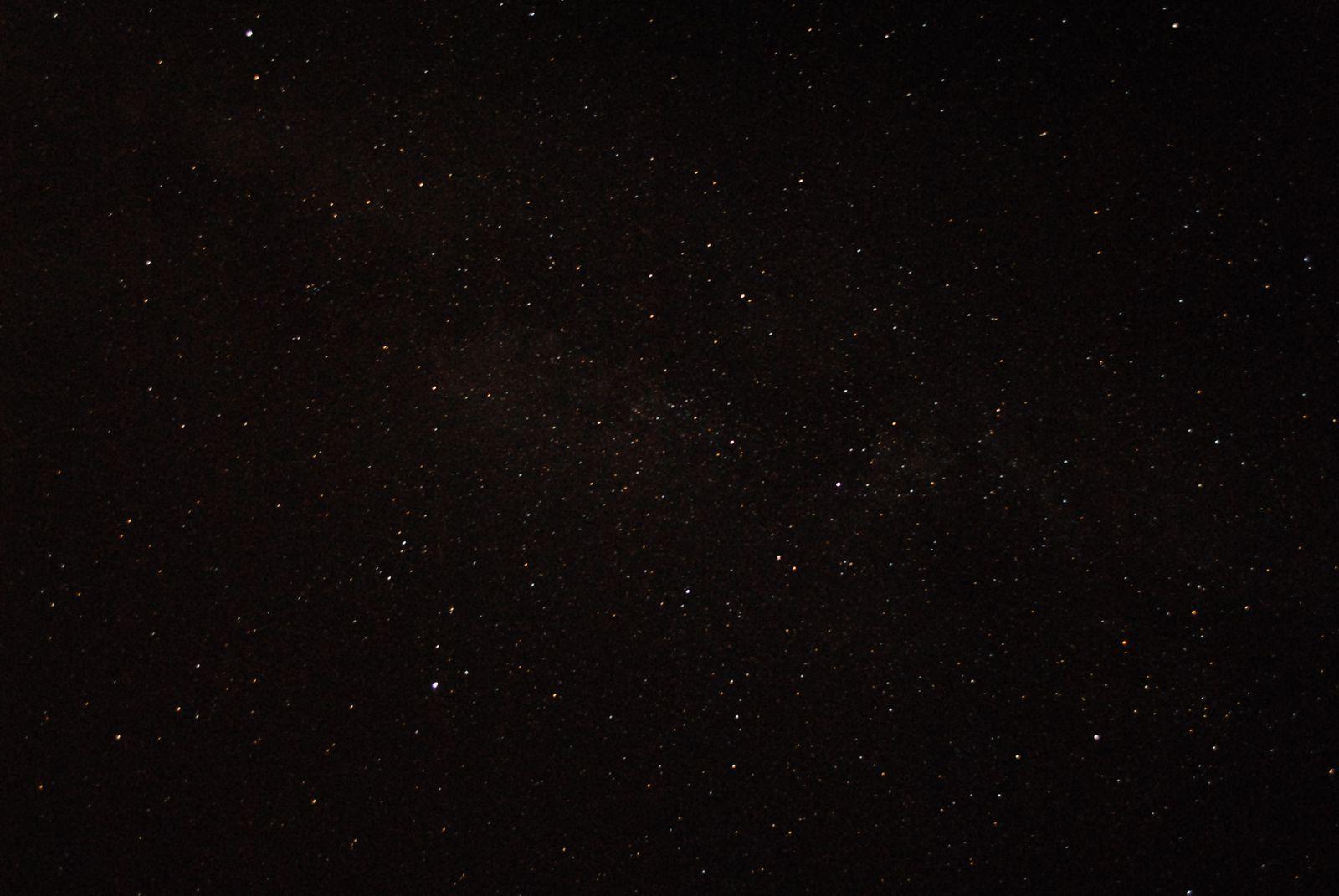 Die Sterne verzaubern im Sternenpark Rhön bei Gersfeld