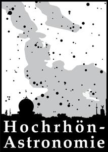 Astronomie an der Thüringer Hütte in der Rhön