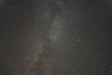 Elefantenrüsselnebel Sennhütte Nordhorizont Badehose Nagler Himmelshintergrund Astrofotografie Stimmung Wolkenfront