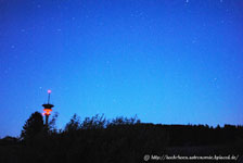 Wetterlage NGC 6362 Knüllköpfchen Kirschenwald Sternfeld Beobachtung Willingshausen M 16 Deep-Sky Dammskopf visuelle BeobachtungZeitdefinition Deep-Sky Sternbilder Milchstraße Eitra Gernkopf Beobachtungsplätze im Hochknüll Meckbach