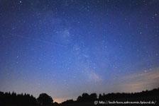 Köpfchen Eichelsberg Milchstraße Deepsky Beobachtungsplätze im Hochknüll Sternbilder Schwarzenborn Deep-Sky Beobachtungsplätze im Knüll Gernkopf Transmission Mosenberg Sternfeld Rotenburg Dammskopf