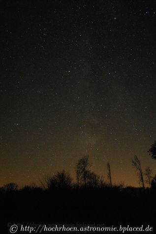 Beobachtungsplatz Visuelle Astronomie Pfälzer Wald Teleskop Milchstrasse Wilgartswiesen