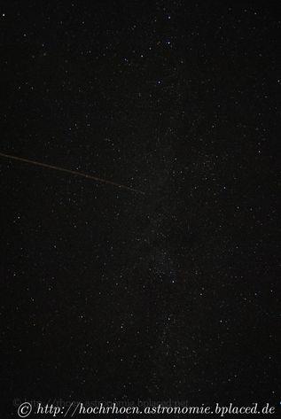 Beobachtungsplatz Visuelle Astronomie Pfälzer Wald Dobson Grenzgroesse Rodalben