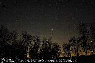 Deep Sky Beobachtungsplaetze Pfälzerwald Dobson Grenzgroesse Landau in der Pfalz